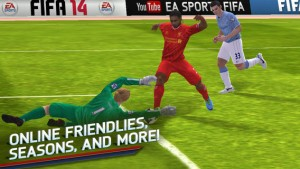 دانلود بازی FIFA 14 v1.2.8 برای اندروید   تاپ 2 دانلود