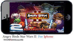 Angry Birds Star Wars II v1.0.1 | تاپ 2 دانلود