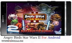 Angry Birds Star Wars II v1.0.2   تاپ 2 دانلود