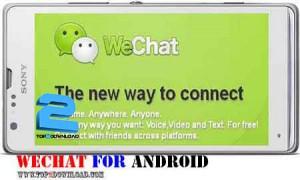 WeChat v 5.0.1 | تاپ 2 دانلود