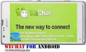 WeChat v5.1 | تاپ 2 دانلود