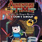 دانلود بازی Adventure Time Explore the Dungeon BIDK برای XBOX360