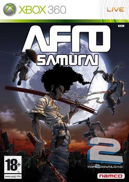Afro Samurai | تاپ 2 دانلود