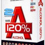دانلود نرم افزار Alcohol 120% 2.0.2.5830 Final