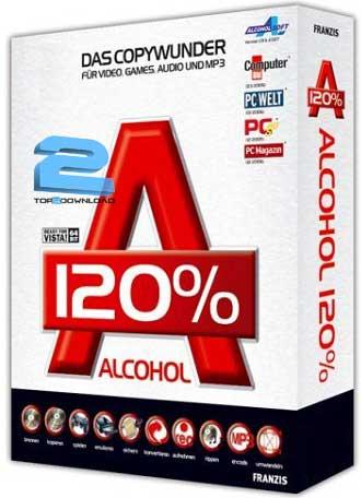 Alcohol 120% 2.0.2.5830 Final | تاپ 2 دانلود
