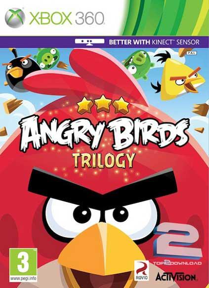 Angry Birds Trilogy | تاپ 2 دانلود