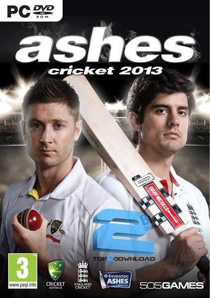 Ashes Cricket 2013 | تاپ 2 دانلود