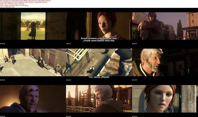 دانلود دوبله فارسی انیمیشن Assassin's Creed Embers | تاپ 2 دانلود