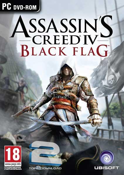 Assassins Creed IV Black Flag Gold Edition | تاپ 2 دانلود