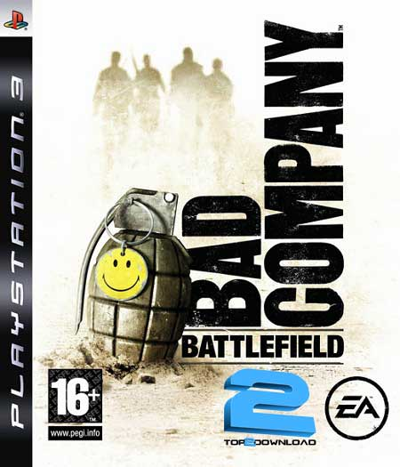 Battlefield Bad Company | تاپ 2 دانلود