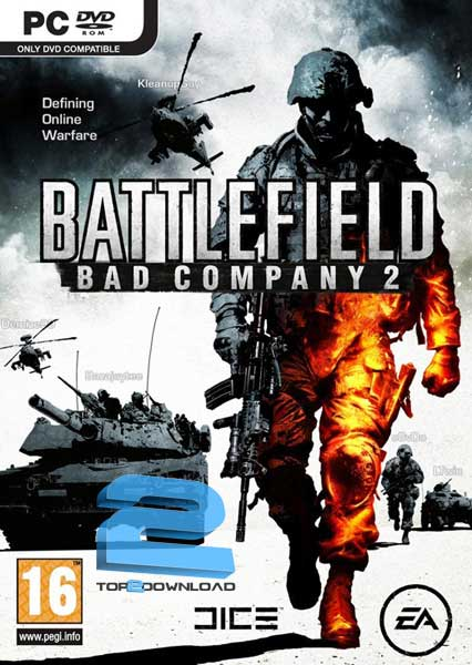 Battlefield Bad Company 2 | تاپ 2 دانلود