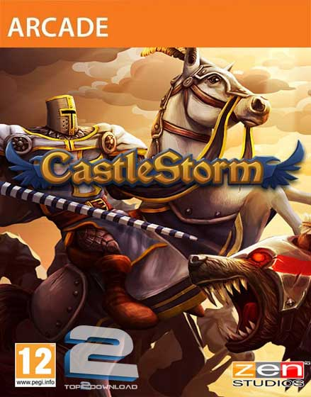 CastleStorm   تاپ 2 دانلود
