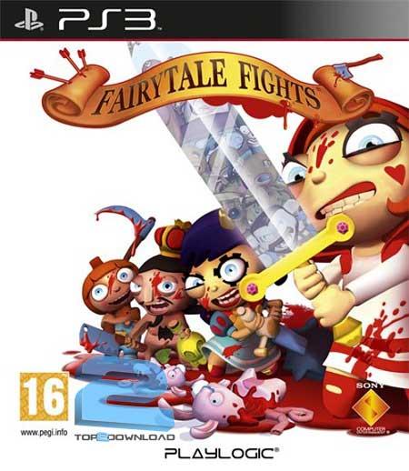 Fairytale Fights | تاپ 2 دانلود