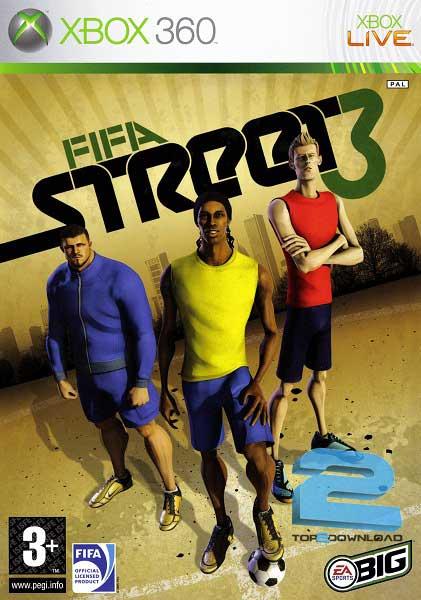 Fifa Street 3 | تاپ 2 دانلود
