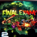 دانلود بازی Final Exam برای PS3