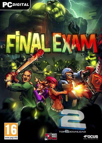 Final Exam | تاپ 2 دانلود