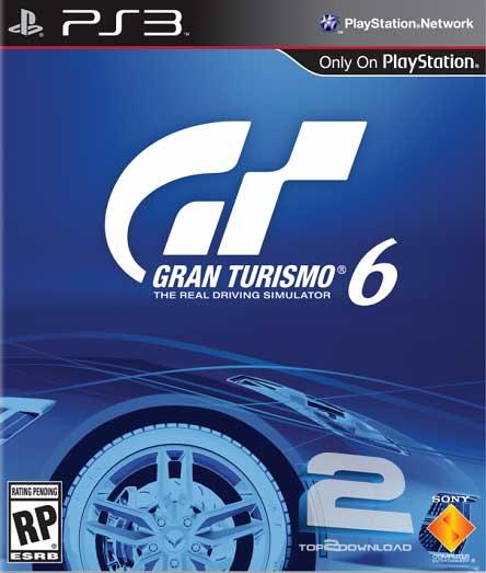 Gran Turismo 6 | تاپ 2 دانلود