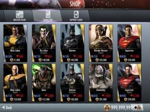دانلود بازی Injustice Gods Among Us v1.1 برای اندروید | تاپ 2 دانلود