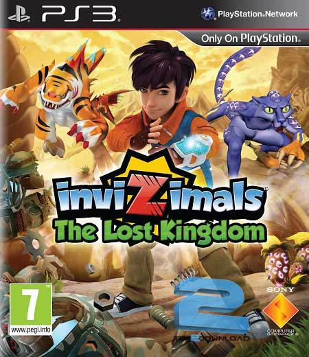 Invizimals The Lost Kingdom | تاپ 2 دانلود
