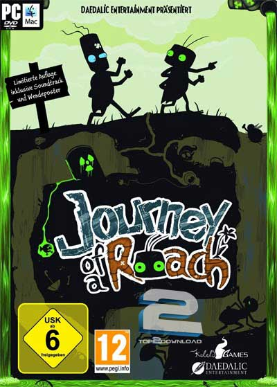 Journey of a Roach | تاپ 2 دانلود