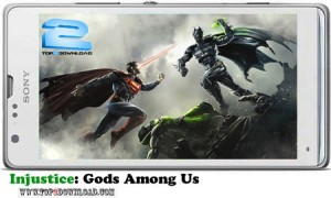 Injustice Gods Among Us v1.1