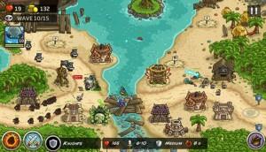دانلود بازی Kingdom rush Frontiers v1.1.0 برای اندروید | تاپ 2 دانلود