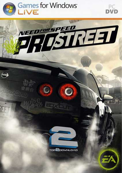 Need For Speed Pro Street | تاپ 2 دانلود
