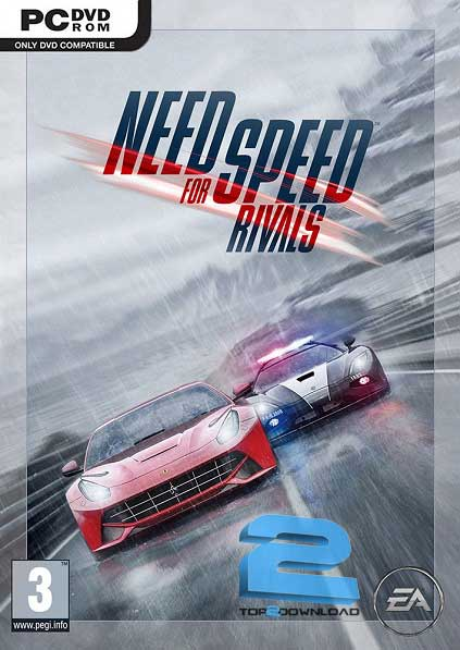 Need for Speed Rivals Deluxe Edition | تاپ 2 دانلود