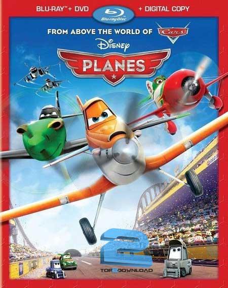 Planes 2013 | تاپ 2 دانلود