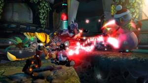 دانلود بازی Ratchet and Clank Into the Nexus برای PS3 | تاپ 2 دانلود