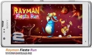 Rayman Fiesta Run v1.0.0 | تاپ 2 دانلود