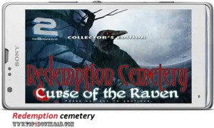 Redemption cemetery Curse of the raven v1.0 | تاپ 2 دانلود