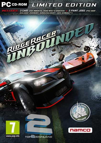 Ridge Racer Unbounded Bundle | تاپ 2 دانلود