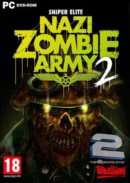 Sniper Elite Nazi Zombie Army 2 | تاپ 2 دانلود