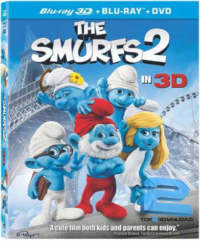 The Smurfs 2 2013 | تاپ 2 دانلود