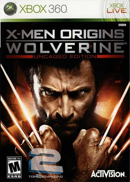 X-Men Origins Wolverine Uncaged Edition | تاپ 2 دانلود