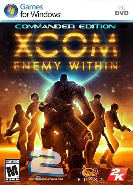 XCOM Enemy Within | تاپ 2 دانلود