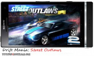 Drift Mania Street Outlaws | تاپ 2 دانلود