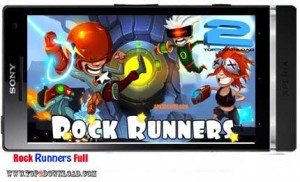 Rock Runners Full v1.0.0 | تاپ 2 دانلود