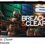 دانلود بازی Breach Clear v1.2 برای اندروید