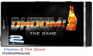 Dhoom 3 The Game | ناپ 2 دانلود