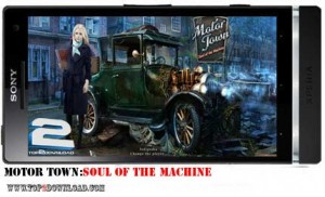 Motor Town Soul of the Machine | تاپ 2 دانلود