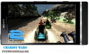 CHARIOT WARS   تاپ 2 دانلود