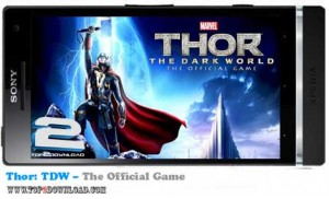 Thor TDW  The Official Game | تاپ 2 دانلود