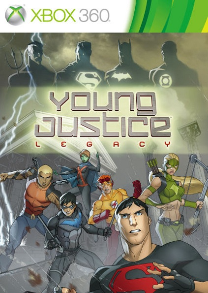 Young Justice Legacy | تاپ 2 دانلود