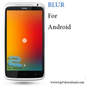 Blur v 1.0.1 | تاپ 2 دانلود