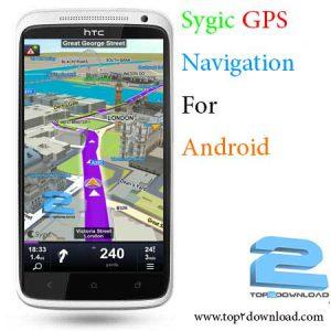 Sygic GPS Navigation v 13.2.2   تاپ 2 دانلود