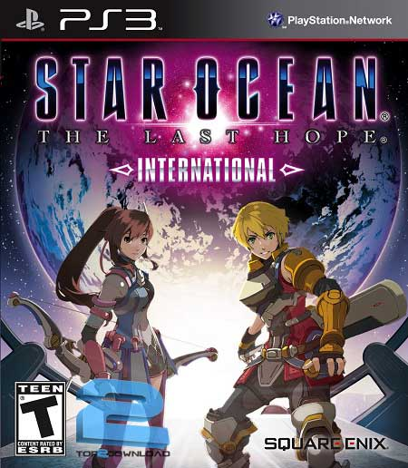 Star Ocean The Last Hope International | تاپ 2 دانلود