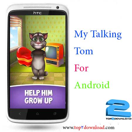My Talking Tom v 1.1   تاپ 2 دانلود