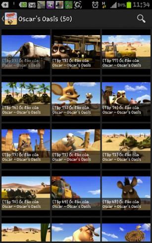 دانلود سریال انیمیشنی Oscar's Oasis | تاپ 2 دانلود